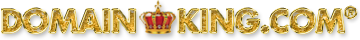 Domain King Crown Logo