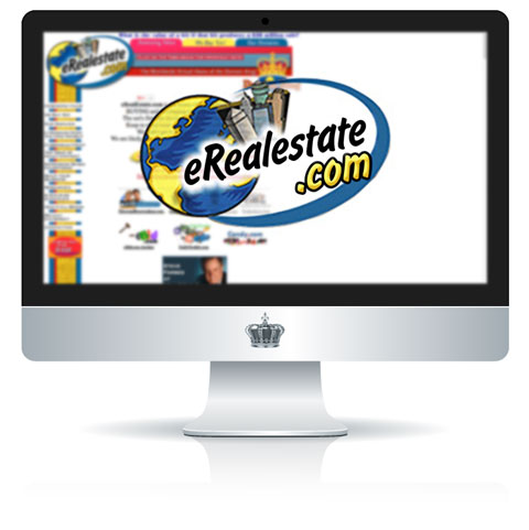 eRealEstate.com: Rick's first domain site